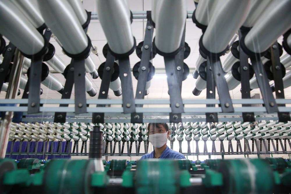 La industria textil y su relación con la tecnología