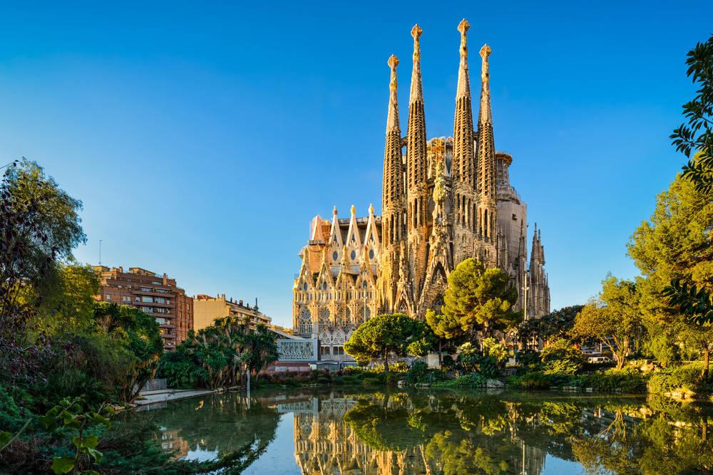 Barcelona, la ciudad turística por excelencia en España