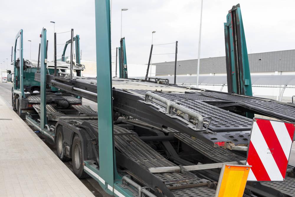 La seguridad en el transporte de vehículos