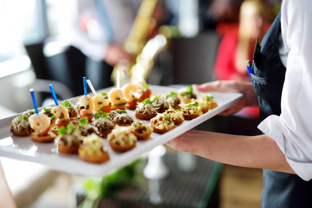 Consejos para elegir el catering de boda